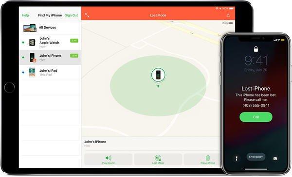 Finden Sie mein iPhone mit iOS-Gerät