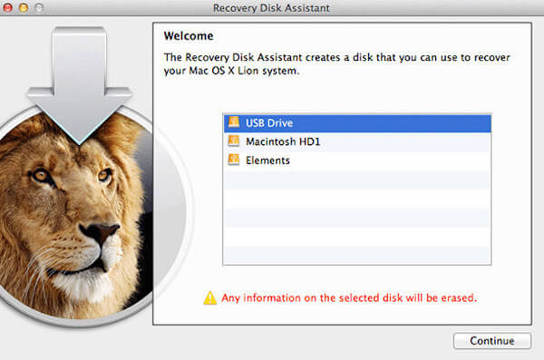 fix disk utility