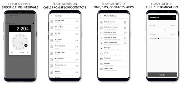 Alertes Flash