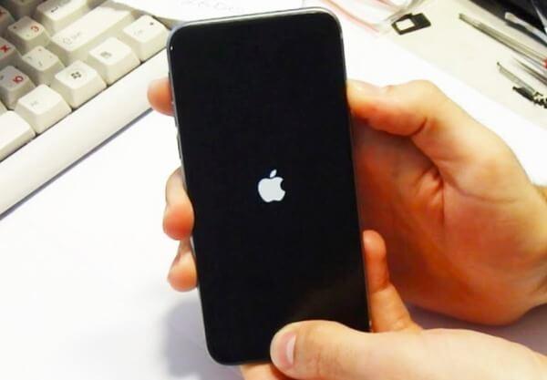 Neustart des iPhone 6 erzwingen