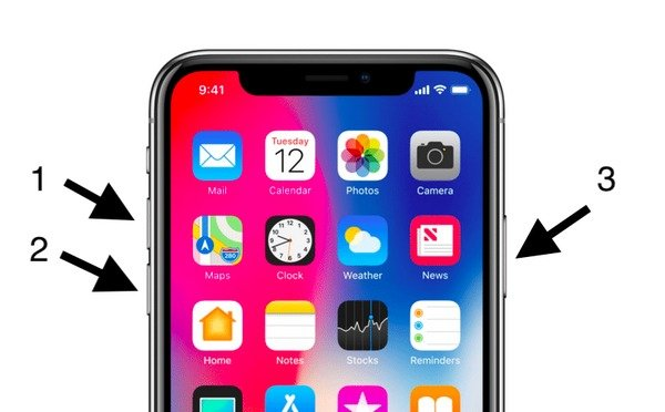 force shutdown iphone how to restart iphone x 8 7 6 5 4 10634