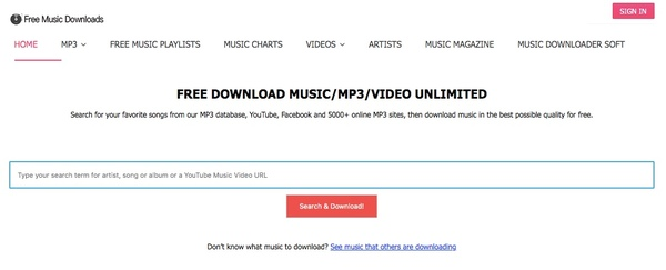 Kostenlose Musik-Downloads