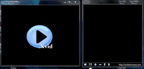 無料のXVIDプレーヤー
