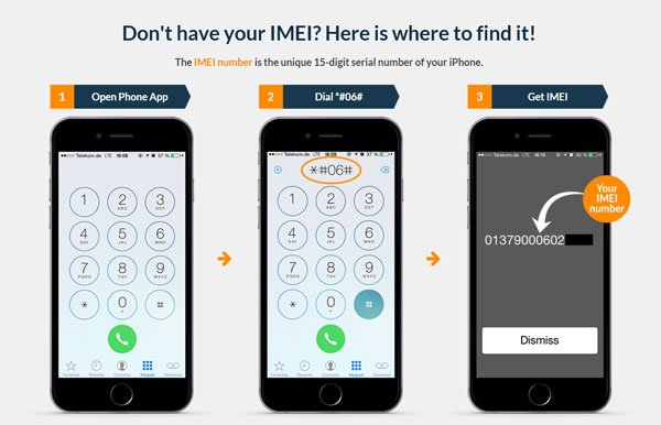 Get IMEI
