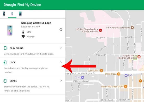 Locked out of Android – How to Bypass?