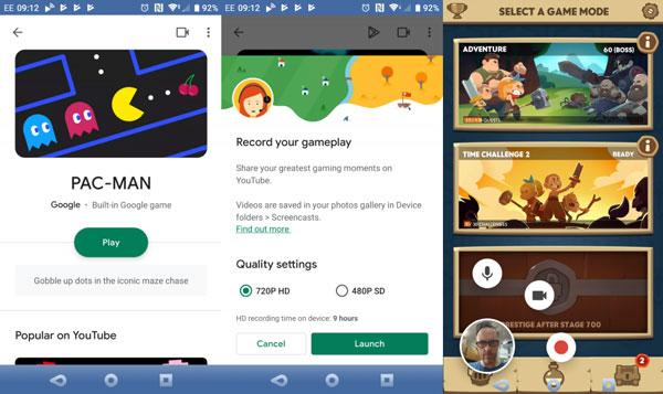 Google Spiele spielen