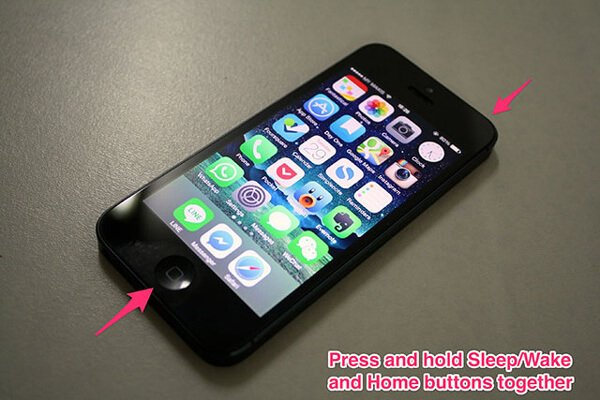 hard reset on iphone 5 how to reset iphone without computer 6816