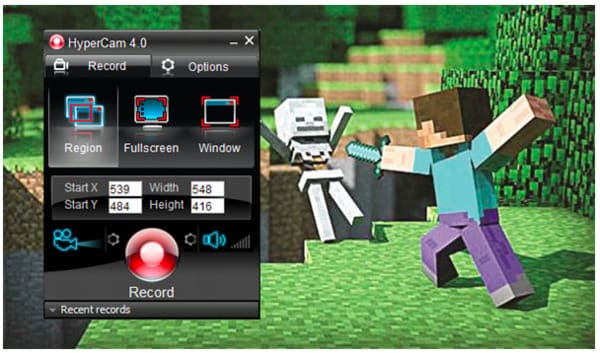 No Lag 9 Best Minecraft Recorder Software You Should Not Miss
