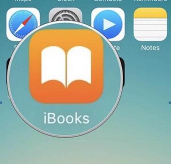 iBooksの