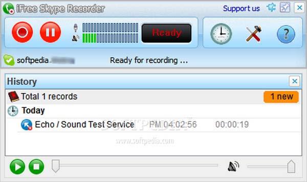 Enregistreur Skype iFree