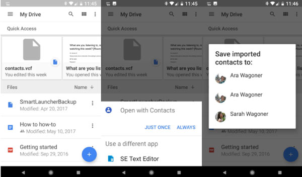 5 Simple Ways to Transfer Contacts from Android to Android