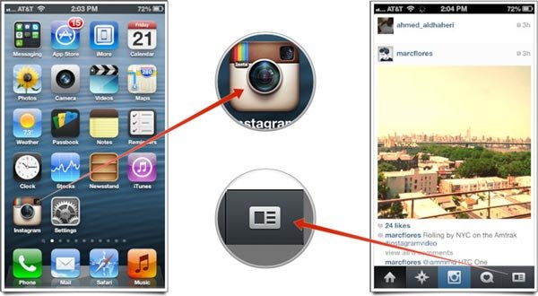 Instagram autoplay