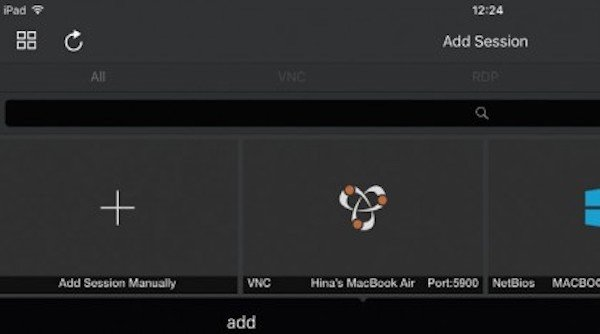 Installer VNC Remoter