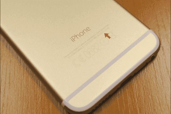 iphoneのケーシング