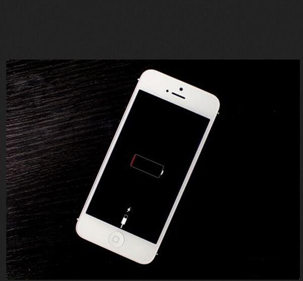 Charge de redémarrage de l'iPod