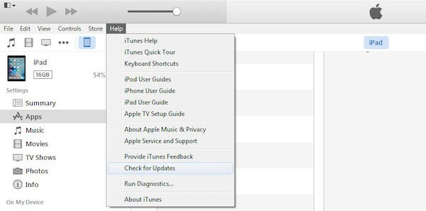 iTunes wurde aktualisiert
