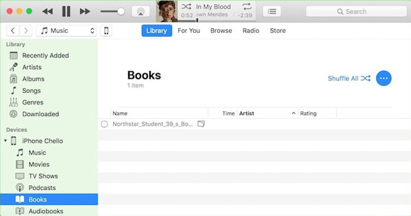 iTunes Books