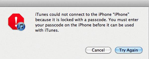 iTunes Passwort