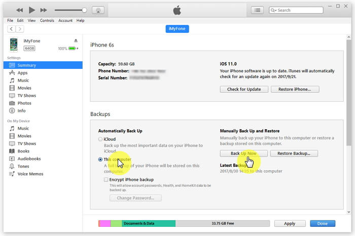 processus iTunes