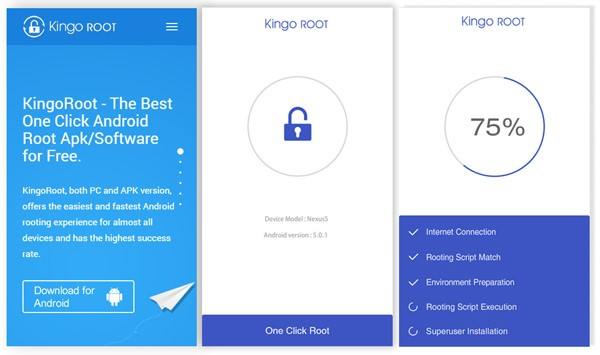 Kingo Root Android
