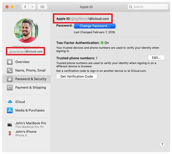 Mac-Apple-ID