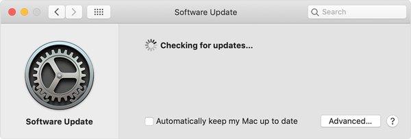 Aktualisieren Sie iTunes auf dem Mac