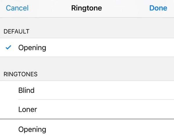 Set A Voice Memo as a Ringtone on iPhone