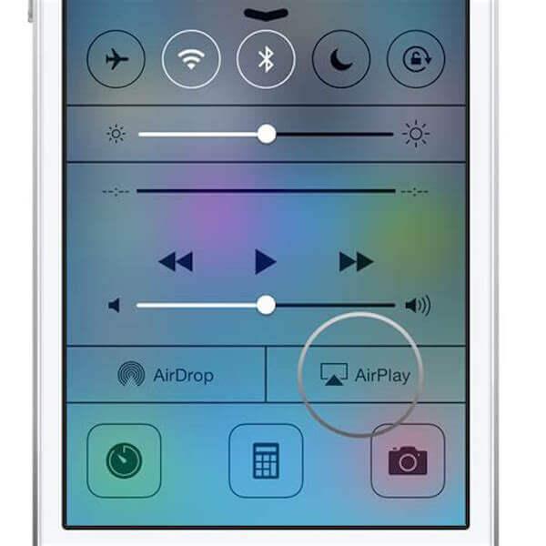 Spiegel iPhone