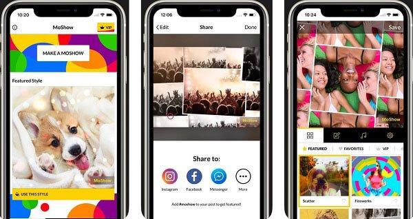 Moshow-Diashow-App