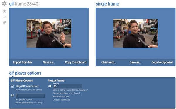 Lecteur GIF en ligne ImageTools