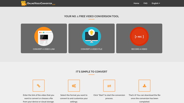 Convertisseur vidéo en ligne