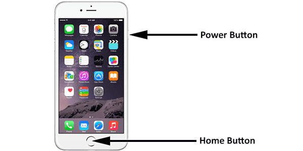 Power and Home Button