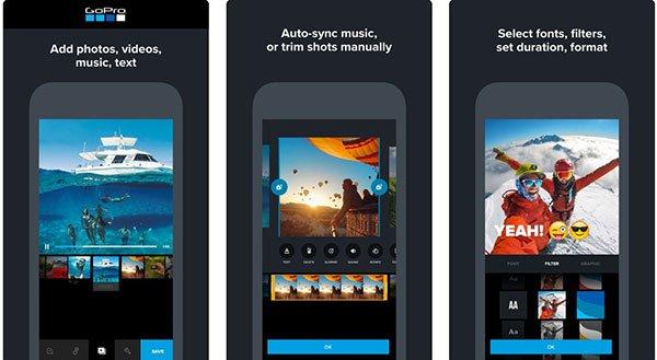 Quik Slideshowアプリ