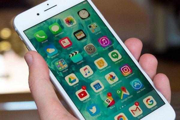 Réinitialisation matérielle iPhone 7