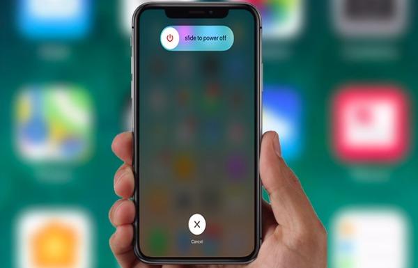 Принудительная перезагрузка iPhone 8 / 8 Plus