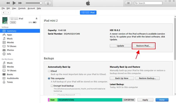How to Reset iPad without Apple ID (99 2% Success)
