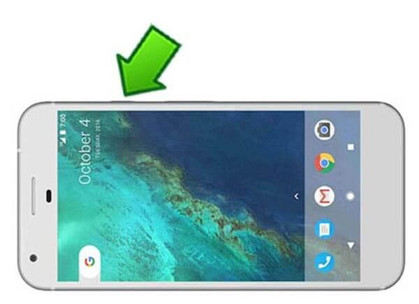 redémarrer google pixel