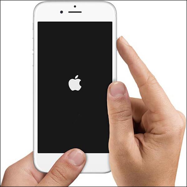 Starten Sie das iOS-Gerät neu