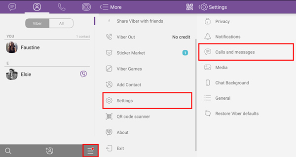 Restore Viber Backup Android