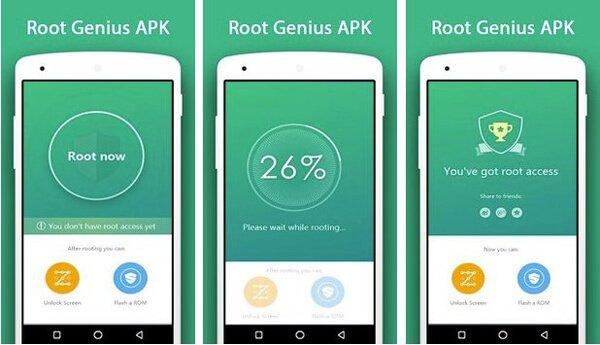 Racine Genius Android
