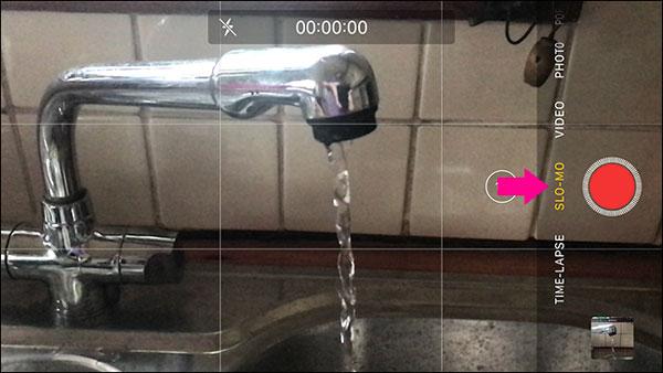 Slomo Capture iPhone