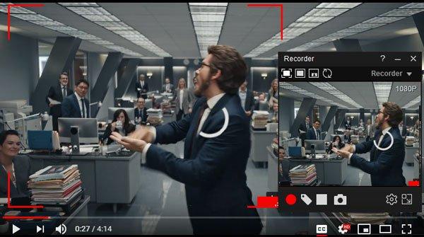 Smartpixel-Video aufzeichnen