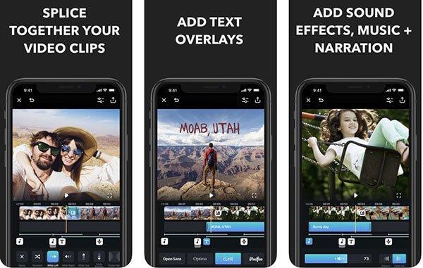Splice Slideshowアプリ