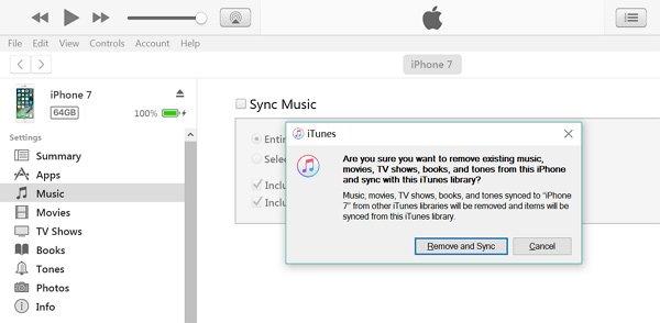 Musik synchronisieren