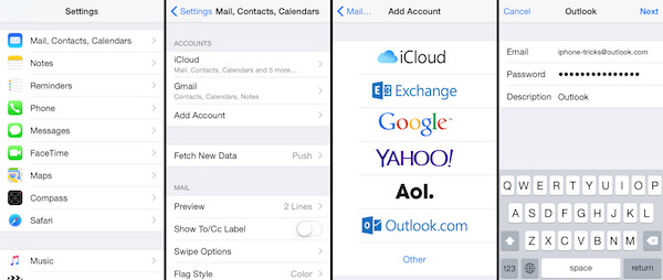 Synchroniser Calendrier Outlook Iphone Sans Itunes.4 Ultimate Solutions Pour Importer Et Synchroniser Des