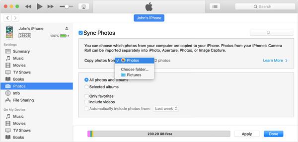 Syncの写真