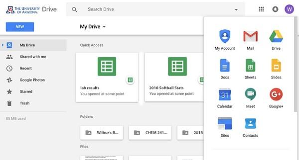 Transférer des fichiers avec iCloud Drive