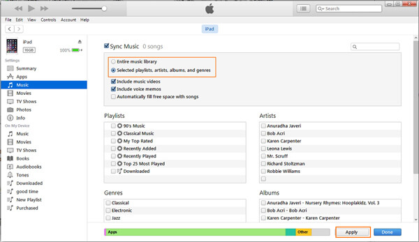 2 Best Methods to Transfer Music from iPad to iPod