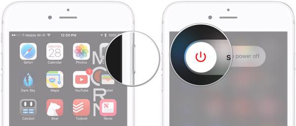Deaktivieren Sie das iPhone 7