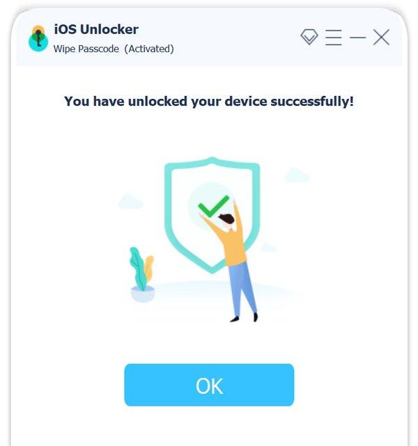 Déverrouiller iOS